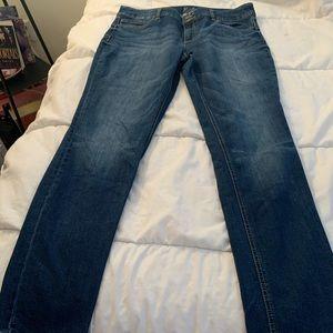 NY&COMPANY skinny jeans size 14